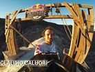 The Scariest Course Preview Ever - Claudio Caluori at Rampage