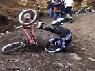 #faceplantfriday - Downhill Crash Chaos in Peru