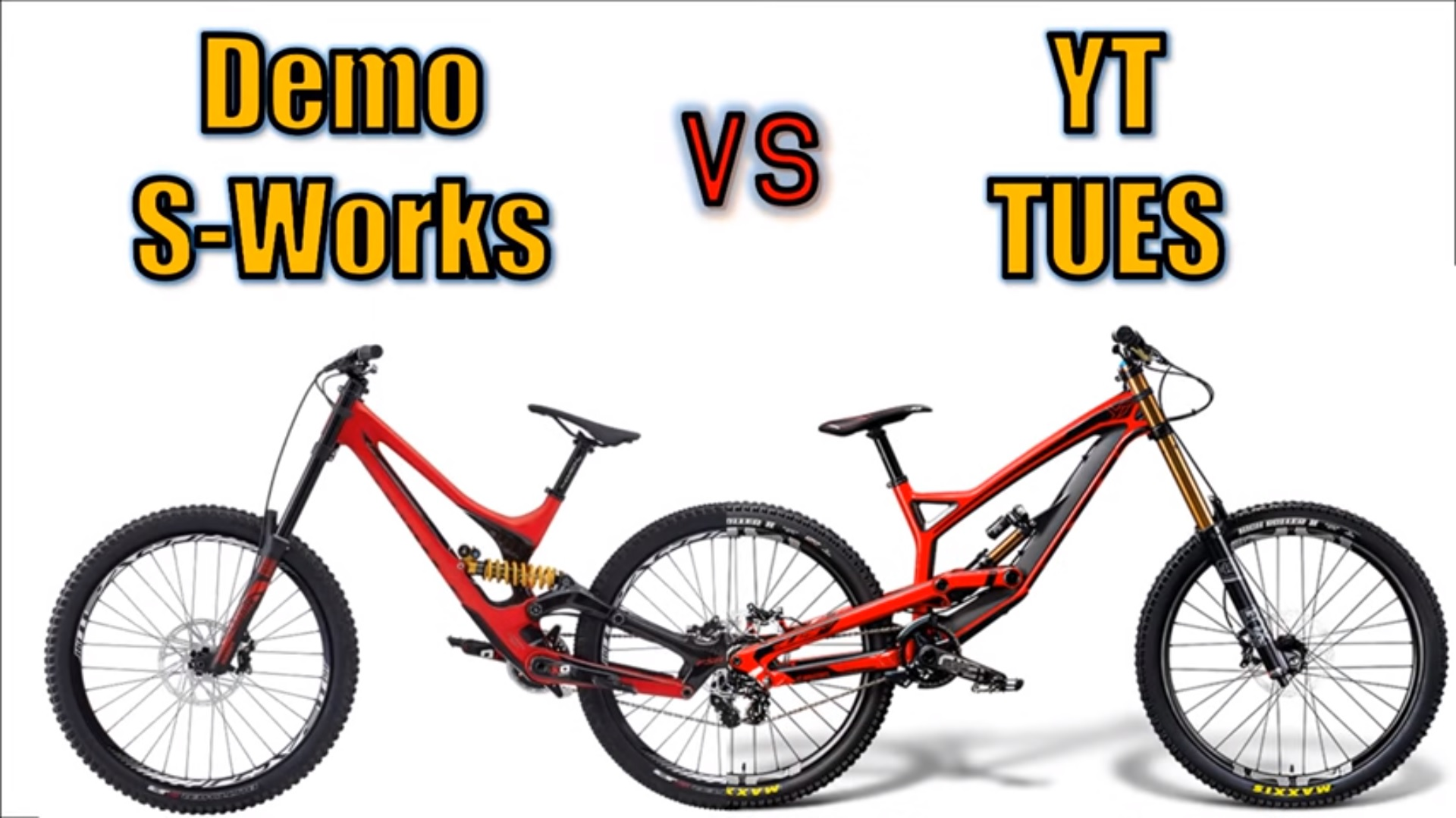 YT Tues vs. Specialized Demo - Linkage Analysis