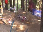 Broken Bikes and Busted Bodies - Val di Sole Qualifying Day Action