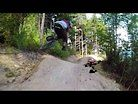 Next Level Drone + MTB Footage // Antoine Buffart // New Zealand