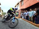 Marcelo Gutierrez and Crew at the Enduro World Series Round 2, Manizales, Colombia