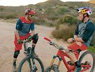 Rob Warner Meets: Aaron Gwin