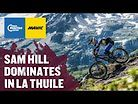 Team CRC Mavic: Sam Hill Dominates in La Thuile