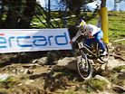 Lenzerheide Lines with Gee Atherton Trackside