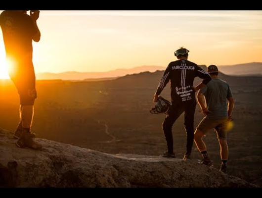 TEAM BRENDOG REDBULL RAMPAGE LINE BEHIND THE SCENES (2018)