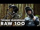 100 Seconds of North Shore Gnarliness | RAW 100 w/ Thomas Vanderham