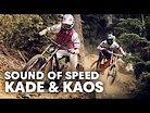 Get Sideways At Whistler MTB Park | Sound of Speed w/Kade Edwards & Kaos Seagrave