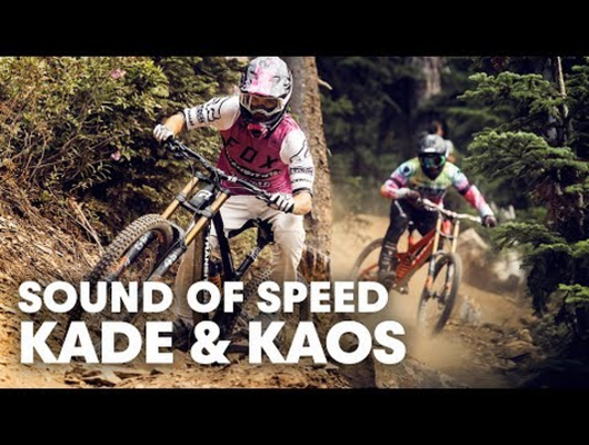 Get Sideways At Whistler MTB Park | Sound of Speed w/Kade Edwards & Kaos Seagrave