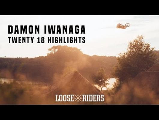 Damon Iwanaga | Twenty18 Highlights | Loose Riders