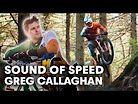 Drone MTB On Irish Enduro Trails | Sound Of Speed w/ Greg Callaghan