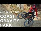 Remy Metailler rides the Coast Gravity Park | Edit 2019