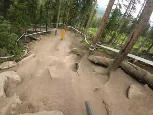 Neko Mulally - Winter Park, USA National Championships Track POV
