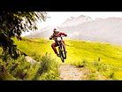 Aaron Gwin´s Day Off | Leogang Laps