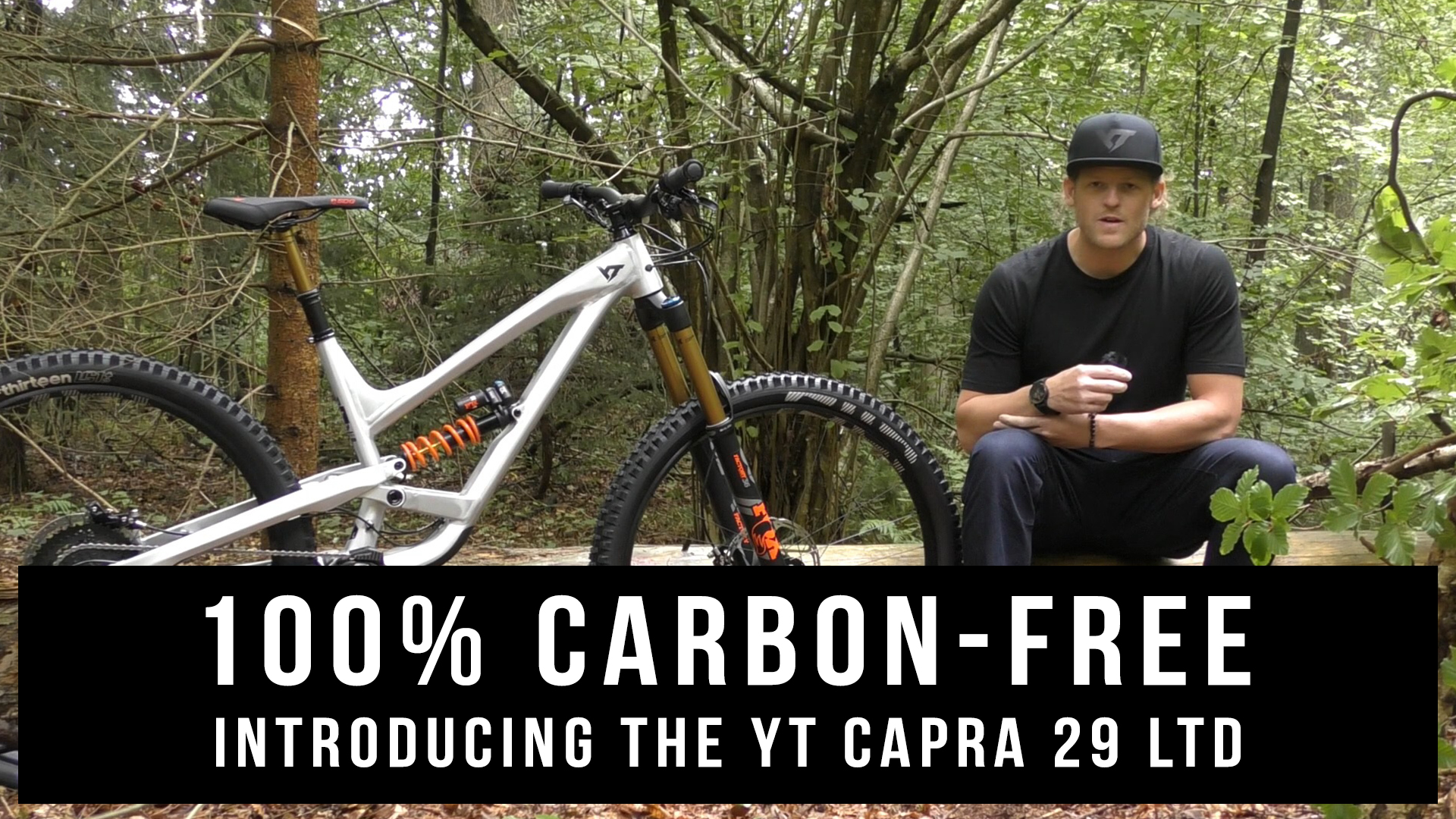YT Introduces the Capra 29 LTD