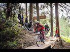 Aaron Gwin Race Camp in Bikepark Leogang