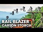 Carson Storch Redefines Train Hopping | Rail Blazer 2019