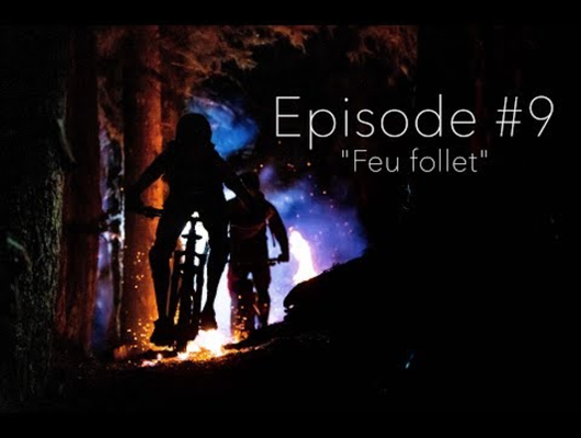 Ludo May and Jerome Clementz Set Fire to the Track in 'Feu Follet'