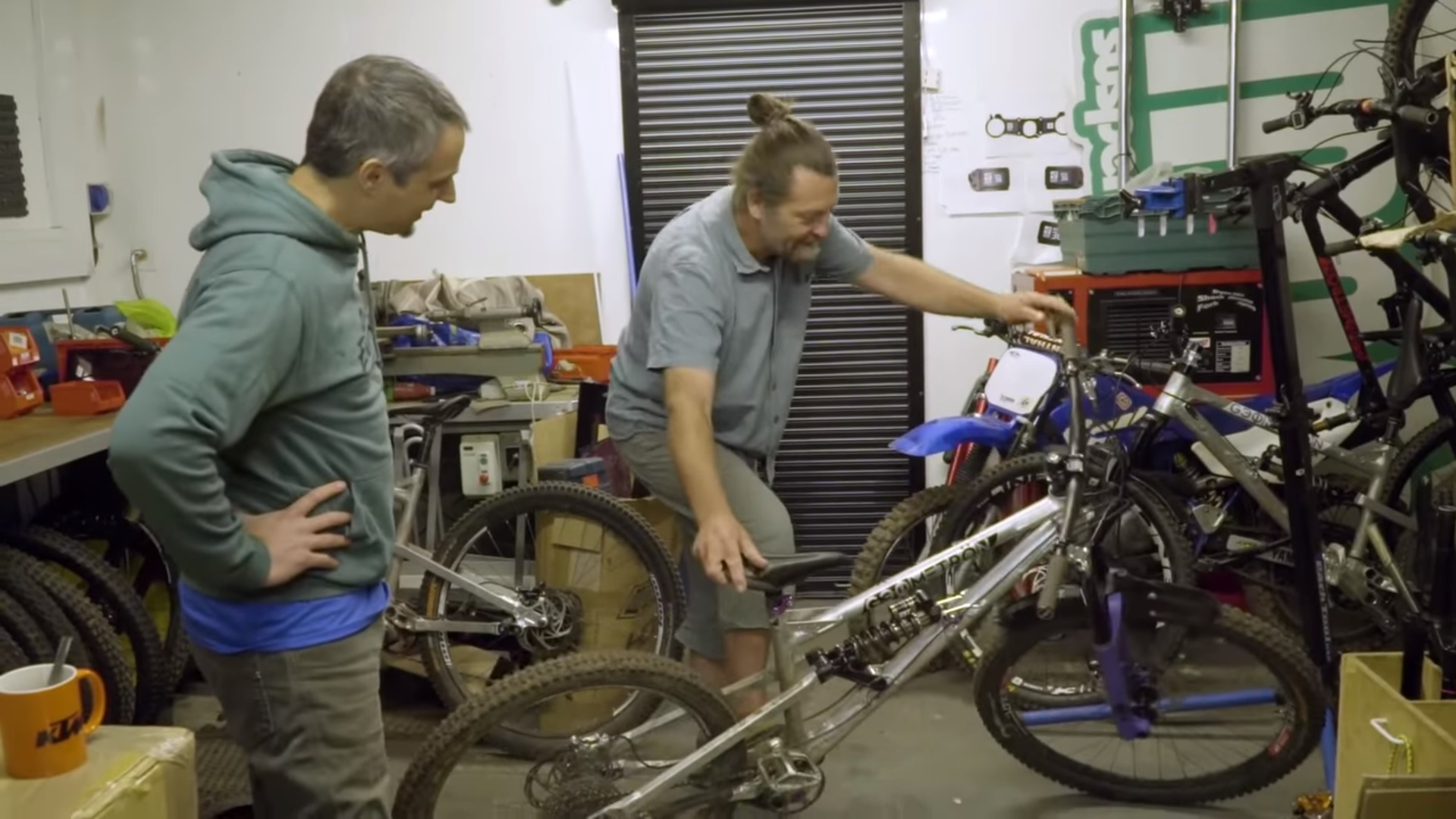 Next Level Bike Geometry: An Interview with Chris Porter