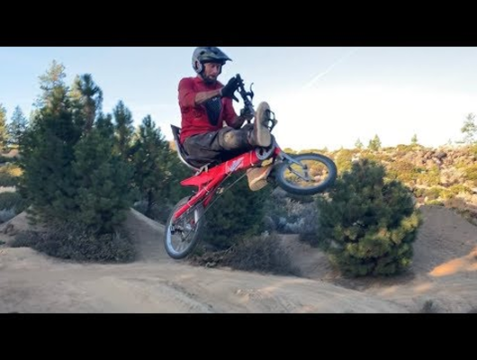 Recumbent Barspin with Kirt Voreis