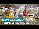 Surviving the New Zealand Wilderness with Rob Warner and Matt Jones