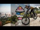 LIVE Urban Downhill from the 2020 Red Bull Monserrate Cerro Abajo