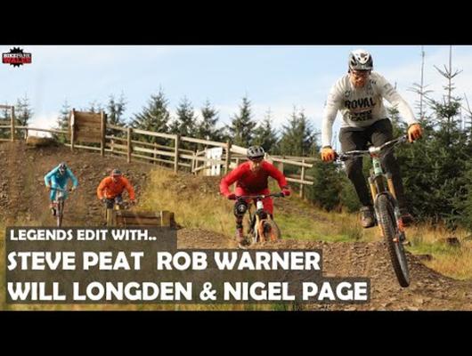 Legends Edit with Steve Peat, Rob Warner, Will Longden & Nigel Page