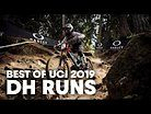 The Wildest DH Runs of 2019 | UCI MTB World Cup Throwback