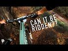 CAN IT EVEN BE RIDDEN?? HUGE CLIFFS AND BOGS WITH OLLY WILKINS, HOME RAMPAGE!!!!!