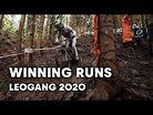 The Hardest Downhill Race Ever? | Winning Runs at Downhill World Championships in Leogang, Austria