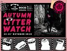 Welcome to Autumn Litter Watch - The Halloween Edition!