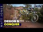 Nerves of a Champion with Gee Atherton | Matt Jones Design & Conquer in Partnership with Ford EP3