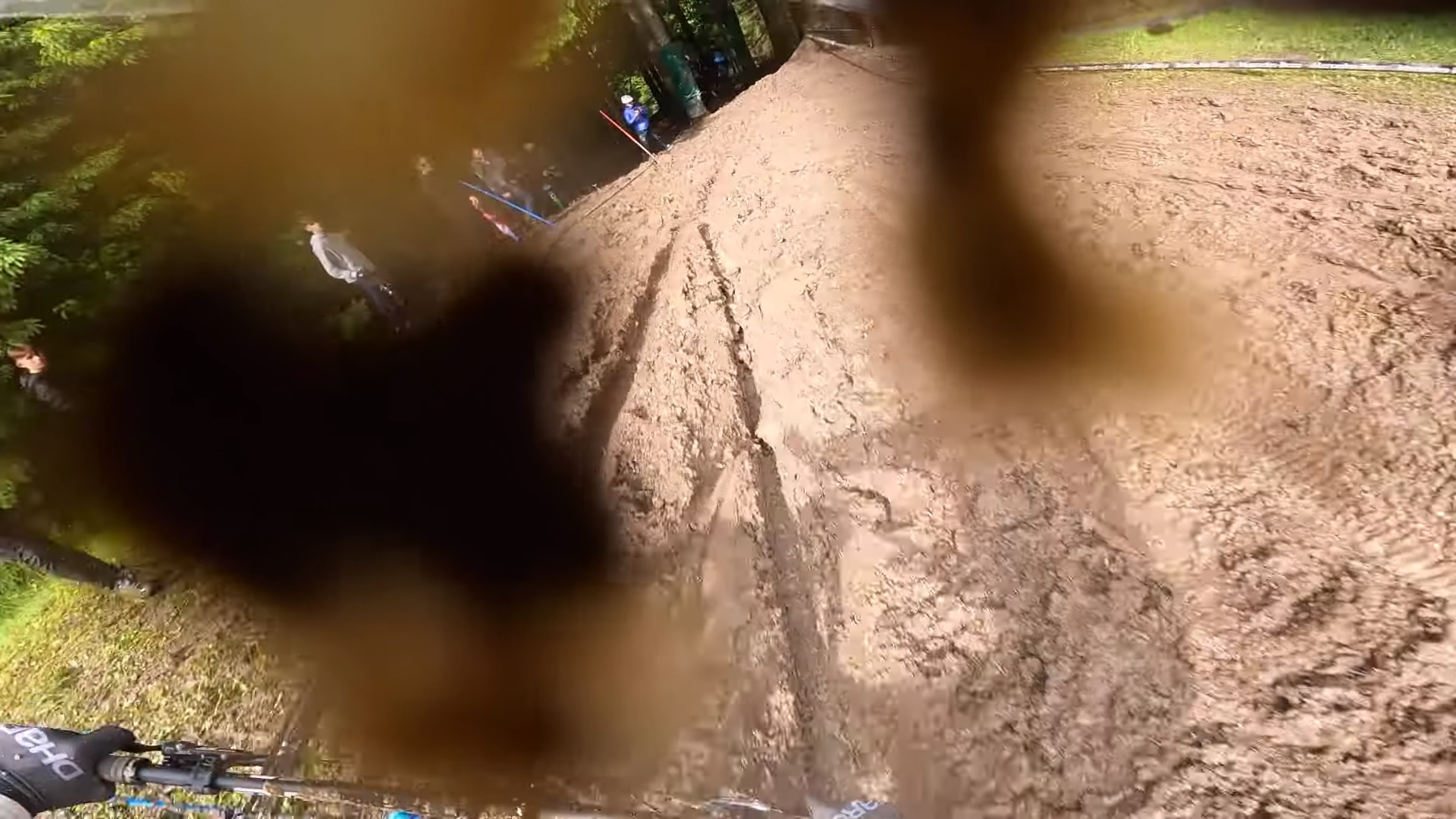 UCI World Cup #1 - Leogang - GoPro Track Preview with Thibaut Daprela