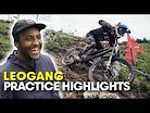 'Have you not seen those woods!?' | Downhill Practice with Eliot Jackson in Leogang