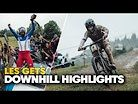 Why Biking in France is the Best! | Downhill MTB Highlights from Les Gets