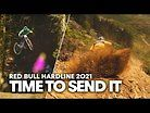 Ticking Off Huge Features - Hardline Riding Day 2