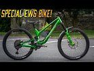 Lewis Buchanan has a Special Bike for a Special Race - Pro Bike Check