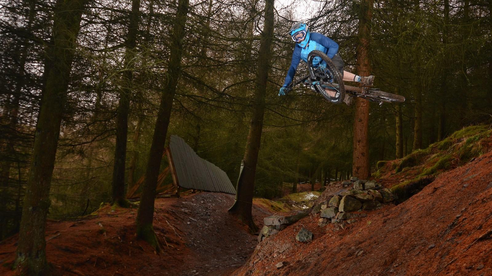 laying it Flat - t3rribl3on3 - Mountain Biking Pictures - Vital MTB