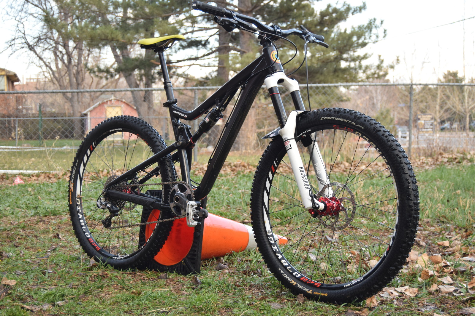 2015 factree TSRS privateer bike