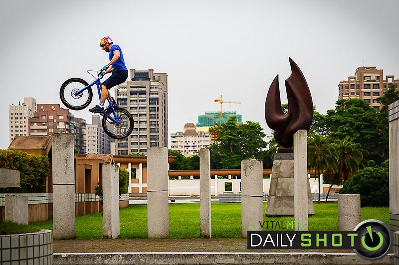 Danny MacAskill - general lee - Mountain Biking Pictures - Vital MTB