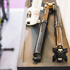 Taipei Cycle Show - Stealth Dropper Post from Marzocchi