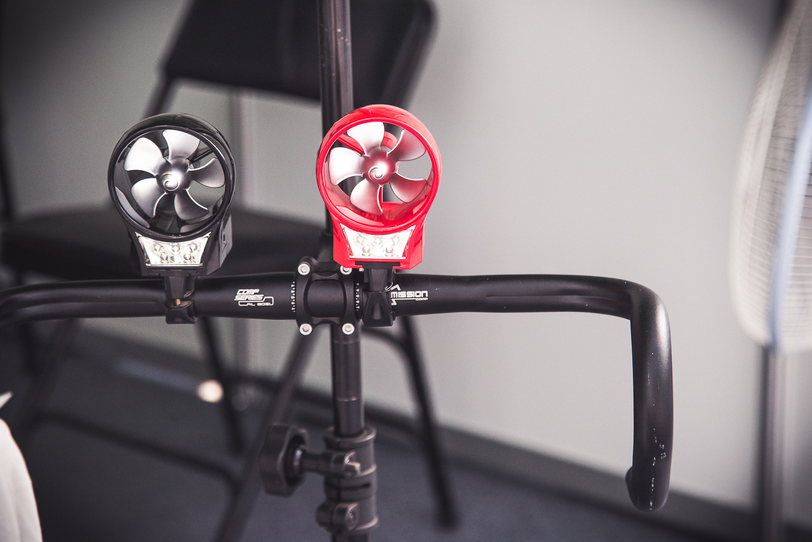 Go Green with Fan-powered LEDs - LTrumpore - Mountain Biking Pictures - Vital MTB