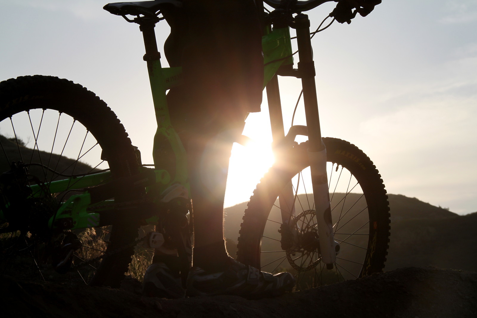 Shadd-sunset - Mbarosko - Mountain Biking Pictures - Vital MTB