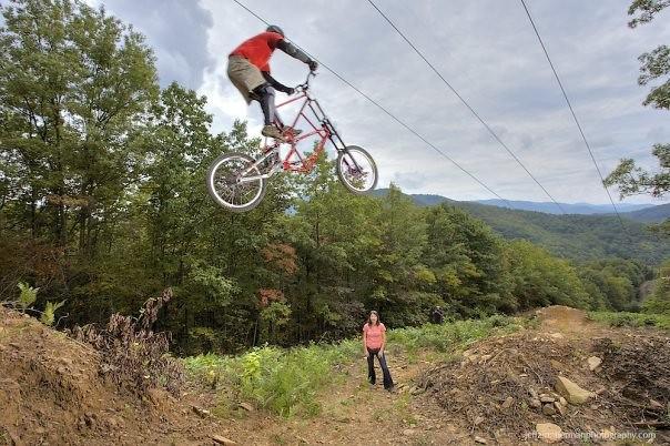 pwrline  - tallbikefreak - Mountain Biking Pictures - Vital MTB