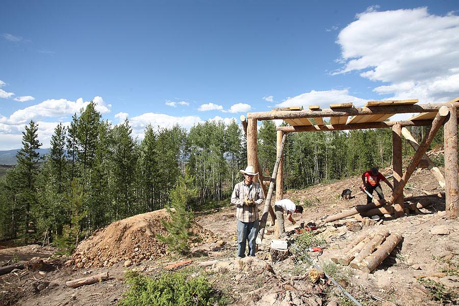 Bridge with landing - solvista bike park - Mountain Biking Pictures - Vital MTB