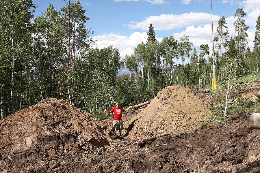Step Up Progress - solvista bike park - Mountain Biking Pictures - Vital MTB