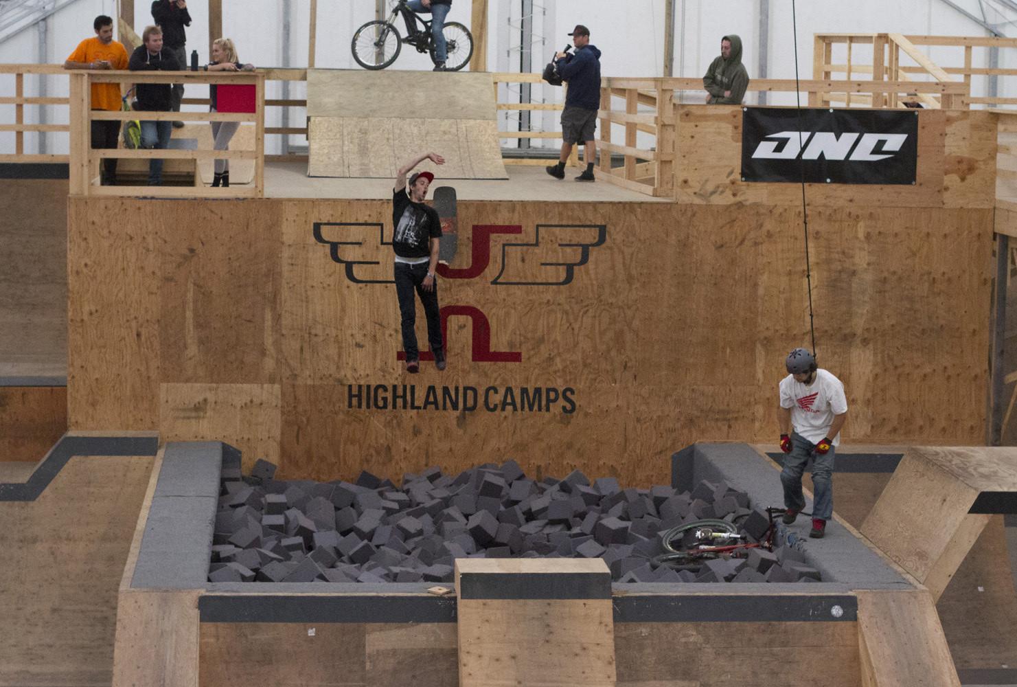 Skateboards? - Highland Mountain Bike Park - Mountain Biking Pictures - Vital MTB