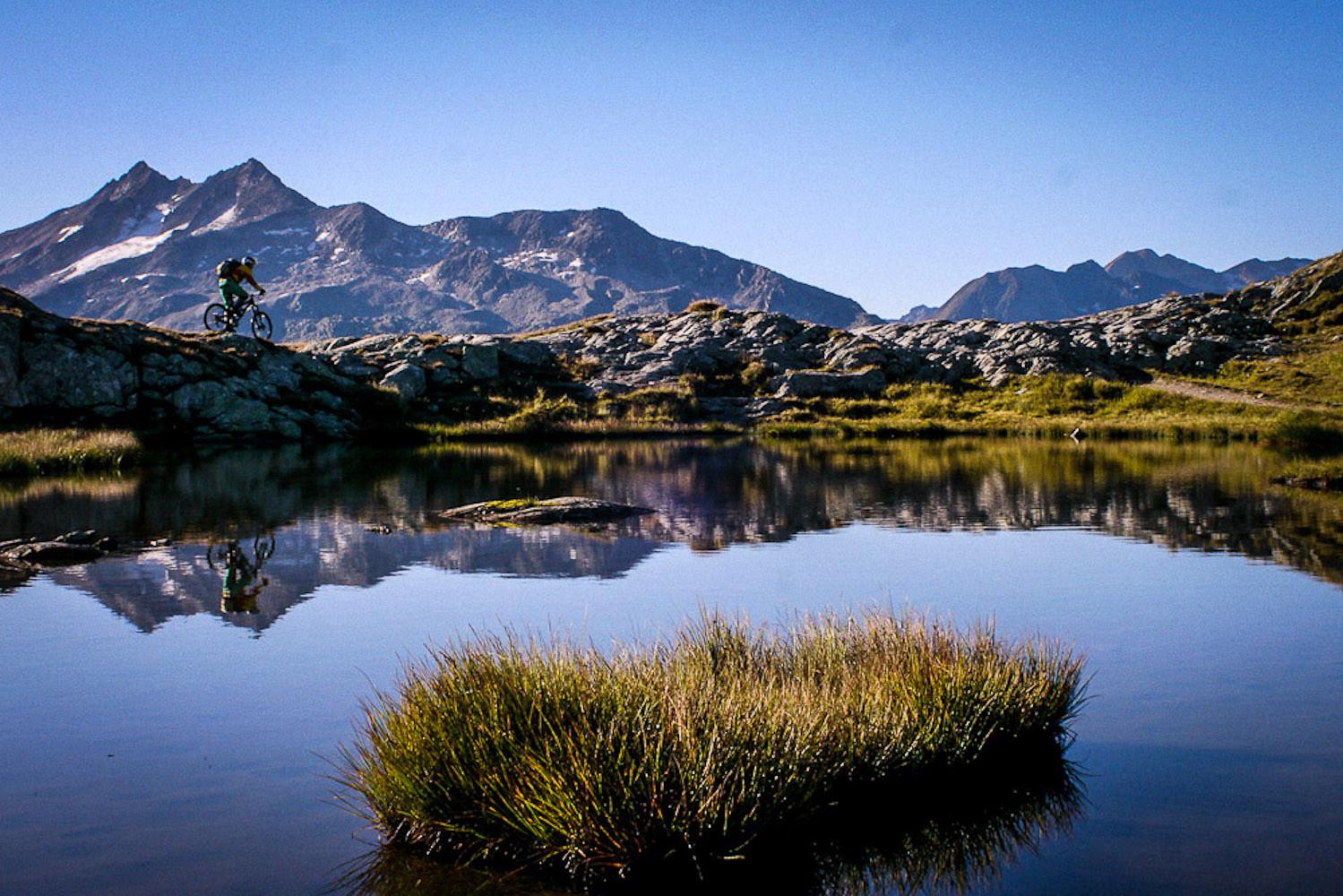 Grimselpass - Filme von Draussen - Mountain Biking Pictures - Vital MTB