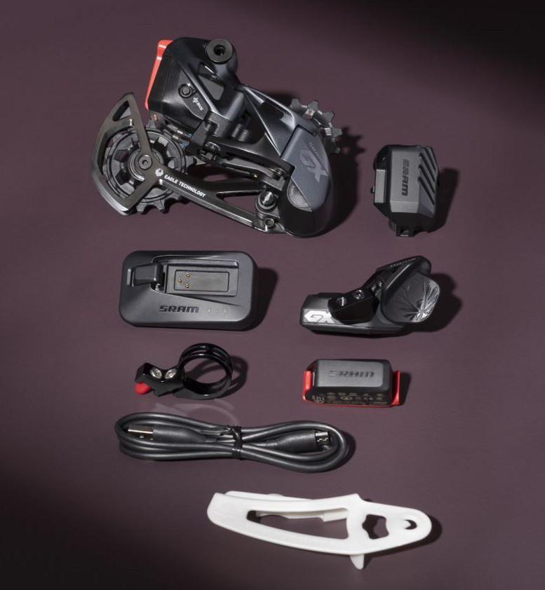 SRAM's GX AXS Upgrade Kit