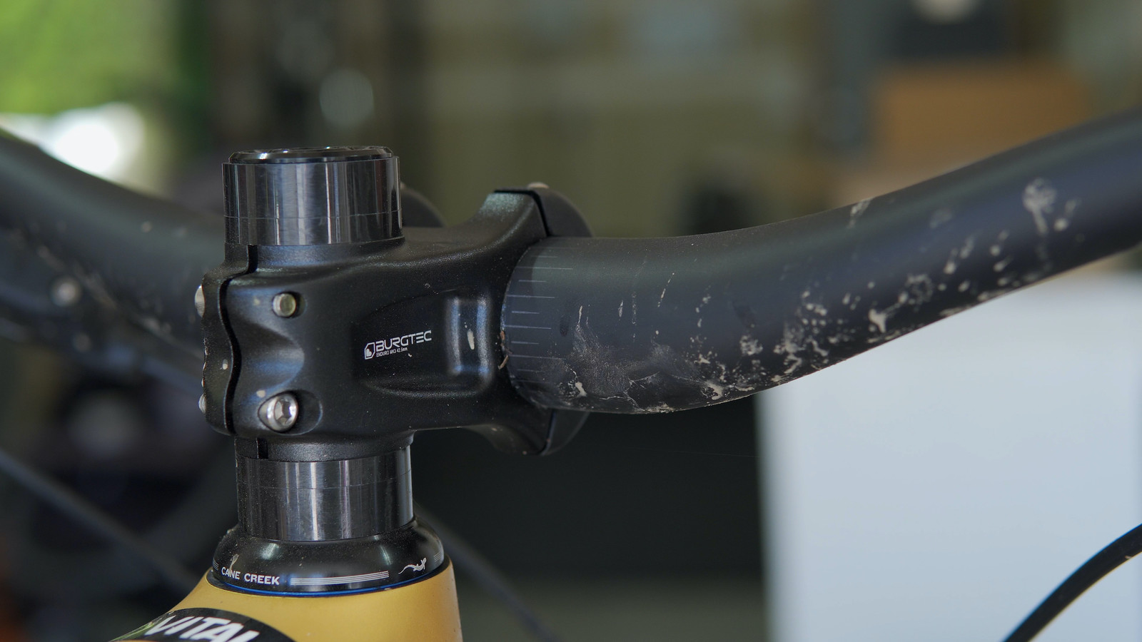 We have since lowered the stem by 5mm and it feels much better.